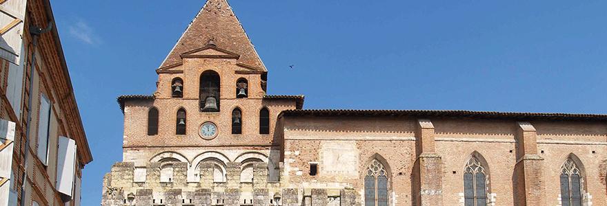 Abbaye à Moissac